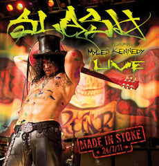 Slash: Made in Stoke 24/7/11 Special Edition 2 CD + DVD 16:9 DTS 5.1
