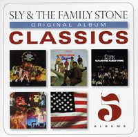 Sly & The Family Stone Original Album Classics 5-CD Set 2013