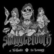 Snaggletooth: Tribute To Lemmy CD 2016 11-25-16 Release Date
