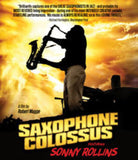 Sonny Rollins: Saxophone Colossus 1986 (Blu-ray) DTS-HD Master Audio 2017 Release Date 8/4/17