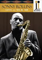 Sonny Rollins: Jazz Icons 1965 DVD 2008 Dolby Digital