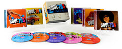 Soul Of The '70s (10 CD Boxed Set) Various Artist 10 CD 2017 Release Date 8/25/17