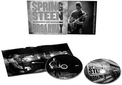 Bruce Springsteen: Springsteen On Broadway (O-Card Packaging) 2 CD Release Date: 12/14/18