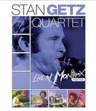 Stan Getz: Live At Montreux 1972 DVD 2013 Getz-Chick Correa-Stanley Clarke and Tony Williams DTS 5.1