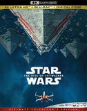 Star Wars: Episode IX: The Rise of Skywalker (4K Mastering, With Blu-ray, Collector's Edition, Digital Copy, Dolby) Format: 4K Ultra HD Rated: PG13 Release Date: 3/31/2020
