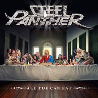 Steel Panther: All You Can Eat CD 2014 04-01-14 Release Date