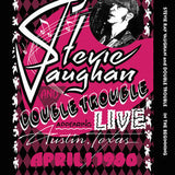 Stevie Ray Vaughan & Double Trouble Live In Austin Texas 1980 200gm Vinyl LP Acoustic Sounds Studio 2016 11-11-16 Release Date Includes Shipping USA