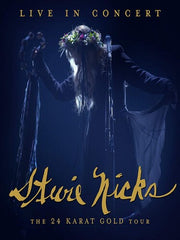 Stevie Nicks: Live in Concert: The 24 Karat Gold Tour (2CD/DVD) Deluxe Box Set 2021 Release Date: 1/15/2021
