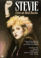 Stevie Nicks: Live At Red Rocks DVD 2007 Guests Mick Fleetwood & Peter Frampton 16:9 DTS 5.1