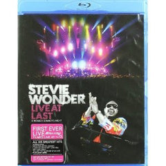 Stevie Wonder: Live At Last -A Wonder Summer Night O2 Arena, London 2008 (Blu-ray) 2009 DTS-HD Master Audio
