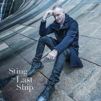 Sting: The Last Ship 2 CD Edition 2013