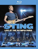 Sting: Live at the Olympia Paris 2017 (Blu-ray) DTS-HD Master Audio Release Date 11/10/17