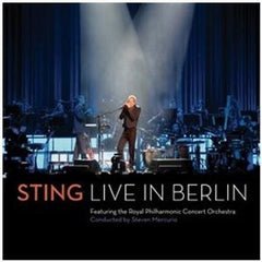 Sting: Live In Berlin Symphonicity World Tour 2010 CD/DVD 16:9 DTS 5.1