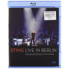 Sting: Live In Berlin-Symphonicity World Tour O2 Arena London 2010 (Blu-ray) 2010 96kHz/24bit DTS-HD Master Audio 7.1