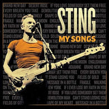 Sting My Songs (Deluxe Edition) 17 Hit Tracks CD Release Date 5/24/19
