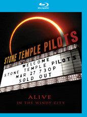 Stone Temple Pilots: Alive In The Windy City 2010-(Blu-ray) 2012 DTS-HD Master Audio
