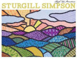 Sturgill Simpson High Top Mountain CD 2013 Debut Album  Country Rock