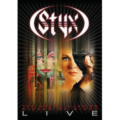 Styx: Grand Illusion/Pieces of Eight 2010 DVD 2012 16:9 DTS 5.1