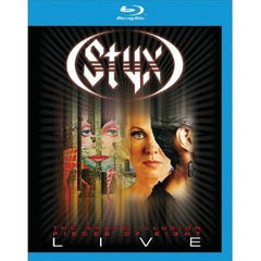 Styx: Grand Illusion/Pieces of Eight 2010 (Blu-ray) 2012 DTS-HD Master Audio