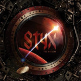 Styx: The Mission First Studio Album Of New Music In 14 Years CD 14 Tracks 2017 06-16-17 Release Date