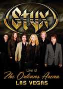 Styx: Live At The Orleans Arena Las Vegas 2015 DVD 2016 16:9 DTS-5.1Master Audio 2016 Release Date 9-02-16