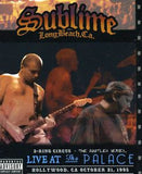Sublime: 3 Ring Circus Live At The Palace 25th Anniversary Concert Hollywood, CA 1995 DVD DTS 5.1 2013
