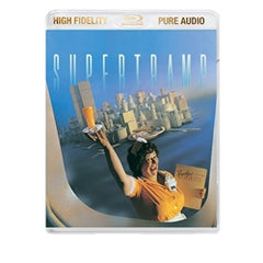 Supertramp: Breakfast In America 1979 (Blu-ray Audio Only) 96kHz/24bit Dolby True HD- DTS-HD Master Audio 2.0 2013 Available Includes Digital Download Very Rare