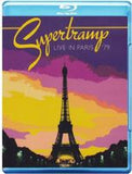 Supertramp: Live In Paris 1979 (Blu-ray) Import 2013 DTS-HD Master Audio 96kHz/24bit Hi Res