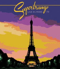Supertramp: Live In Paris 1979 DVD 2013 16:9 DTS 5.1 Recorded in HD