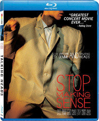Talking Heads: Stop Making Sense 1984 (Blu-ray) 2009 DTS-HD Master Audio Remastered 2015 11-27-15 Release Date