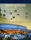 "Tanglewood 75th Anniversary Celebration PBS ""Great Performances"" 2012 (Blu-ray)  2013  DTS HD Master Audio"