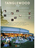 "Tanglewood 75th Anniversary Celebration PBS ""Great Performances"" 2012 DVD 2013 16:9 DTS 5.1"