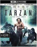 Tarzan; The Legend Of Tarzan (4K Mastering, Ultraviolet Digital Copy, 2 Pack, 2PC) 2016 Pre Order 10-11-16 Release Date