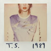 "Taylor Swift: 1989 CD 2014 ""Shake It Off"" Includes Photo Booklet"