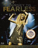 Taylor Swift: Journey To Fearless 2010 DVD 2011 16:9 DTS-5.1