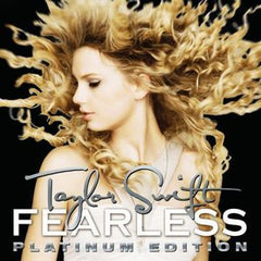 Taylor Swift: Fearless Deluxe CD/DVD Edition 2009 16:9 Dolby Digital 5.1