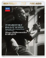 Tchaikovsky: Ballet Suites (Blu-ray Audio Only) 2014 96kHz/24bit DTS-HD Master Audio