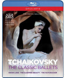 Tchaikovsky The Classic Ballets Collection (Boxed Set, 3PC)  (Blu-ray)  Release Date: 9/24/13