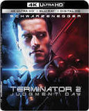 Terminator 2: Judgment Day  4K Ultra HD Blu-Ray, 4K Mastering, Digitally Mastered in HD, 2 Pack, Dolby Ultra HD Rated: R Release Date: 10/31/2017