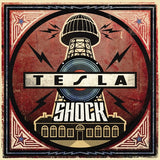 Tesla: Shock 8th Studio Album 12 Tracks CD 2019 Release Date 3/8/19