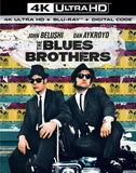 The Blues Brothers 1980 (4K Ultra HD+Blu-ray+Digital) 2 Pack Digital Copy 2020 Rated: R Release Date 5/19/20