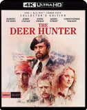 The Deer Hunter 1978 (4K Ultra HD+Blu-ray+Digital) Collector's Edition Widescreen, Subtitled) 2020 Rated: R Release Date 5/26/20