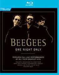 Bee Gees: One Night Only Las Vegas MGM Grand 1997 (Blu-ray) 2013 DTS-HD Master Audio