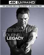 Bourne Legacy (With Blu-Ray, 4K Mastering, Ultraviolet Digital Copy, 2 Pack, Digitally Mastered in HD) 2016 12-06-16 Release Date