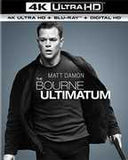 The Bourne Ultimatum (With Blu-Ray, 4K Mastering, Ultraviolet Digital Copy, Digitally Mastered in HD, Snap Case) 2016 12-06-16 Release Date