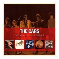 The Cars: Original Album Series-5 CD Special Edition Set 2012
