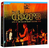 The Doors: Live At The Isle of Wight Festival 1970 [Import) CD/Blu-ray) DTS-HD Master Audio  2018 Release Date 2/23/18