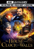 The House With a Clock in Its Walls (With Blu-ray, 4K Mastering, 2 Pack, Digital Copy) Format: 4K Ultra HD Rated: PG Release Date 12/18/18