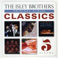 The Isley Brothers: Original Album Classics 5-CD Set 2013
