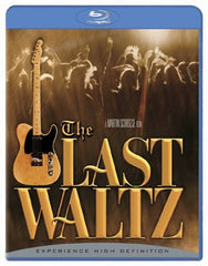 The Last Waltz The Band 1978- Van Morrison, Neil Young, Joni Mitchell, Bob Dylan [Blu-ray] (2010)